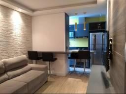 Apartamento dois dormitórios mobiliado em Palhoça!