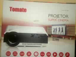Projetor da marca tomate