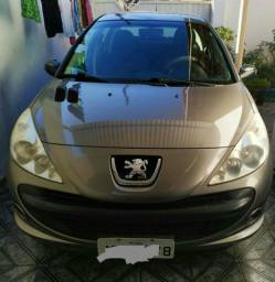 Peugeot passion 207 ano 2009/2010 - 2009