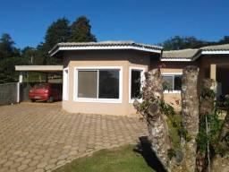 Casa Condomínio recanto tranquilo. Atibaia c/4 suites terreno 1.0000m