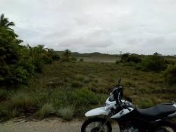 Terreno 10x80 na praia do Abaís estância-SE