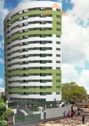 Apartamento com 2 dormitórios para alugar, 49 m² por R$ 1.000/mês - Boa Viagem - Recife/PE