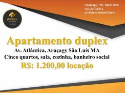 Apartamento Duplex Araçagy