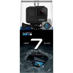 Gopro Camera Go Pro HD Hero 7 Black Nova Lacrada