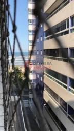 Apartamento na Praia Grande, cidade de Praia Grande , litoral Sul, à 10 metros da Orla da