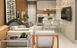 Apartamento à venda com 1 dormitórios em Bacacheri, Curitiba cod:AP37718