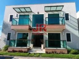 Apartamentos de 69,37m² 2 quartos, 1 suíte, sala ampla. Novo Portinho - Cabo Frio-RJ