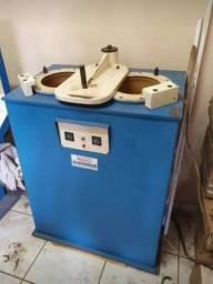 Sorveteira (prensa) 2 bocas + lixadeira com aspirador + estufa