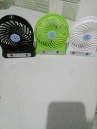 Mini ventilador portatil