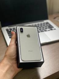 IPhone XS 256 gbs novíssimo, 10x sem juros