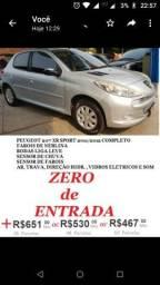 Peugeot 207 xr sport 1.4 - 2012