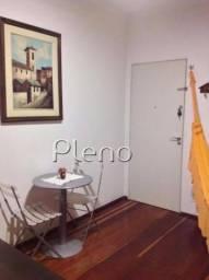 Apartamento à venda com 1 dormitórios em Botafogo, Campinas cod:AP020149