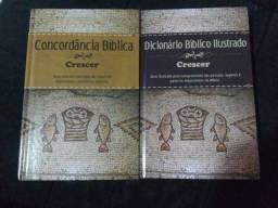 Compre 1 dicionario Biblico e ganhe junto a Concordancia biblica