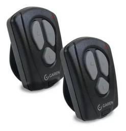 2 CONTROLES para portões automáticos, centrais de alarme, centrais de choque