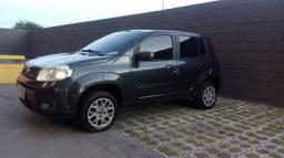 Fiat uno vivace com gnv - 2014