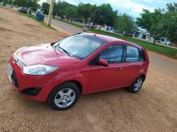 Vendo ou troco, Fiesta SE 1.0 8V Flex Completo + Airbag + Abs + doc pago - 2014