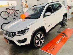 Vendo- Jeep Compass Longitude 4x4 2.0 Turbo Diesel 2018 - 2018
