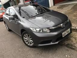 Civic LXS 1.8 Aut. 40.000km - 2016