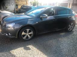 Cruze LT Hacht ano 2012 completo