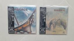 Warhorse - CD, Album, Reissue, Remastered, Limited Edition, Remastered, Paper Sleeve