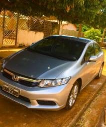 Civic 12/12 Dourados-MS - 2012