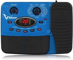 Pedaleira X V-amp