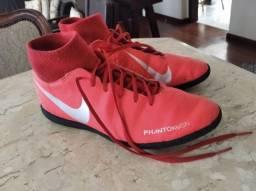Chuteira Nike phanton original 38