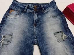Calça jeans 36 a 38