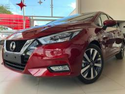 Vendo Novo Nissan Versa Exclusive CVT