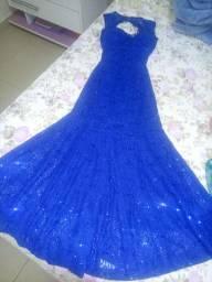 Vestido longo tamanho p