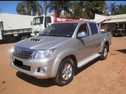Hilux SRV Diesel no BOLETO.