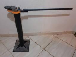 Curvadora de metalon