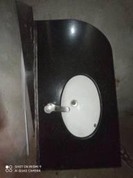 Pia de banheiro