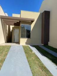 Arquitetura moderna! Na Popular com 01 suite e 01 quarto