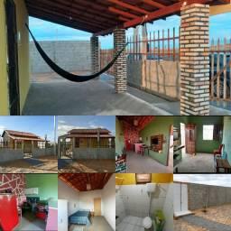 Casa na praia de Macapá-Luís Correia