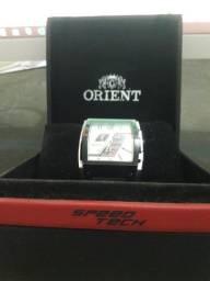 Relógio Orient - Preto - Masculino - Produção Reduzida - Exclusiva