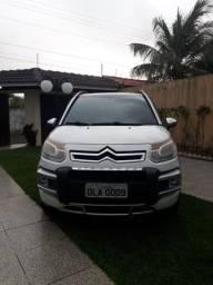 Lindo SUV Citroen Aircross GLX branco 2013