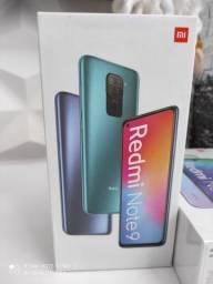 T*O*O*P da Xiaomi.. Redmi Note 9 .. Novo lacrado com garantia e entrega hj