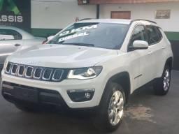 (Gratis IPVA 2021) 0km Jeep Compass Longitude Diesel 4x4 2021 0KM