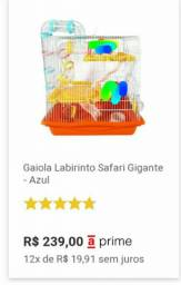 Gaiola Labirinto safari gigante Hamster, gerbils, Twisters