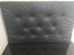 Cabeceira de cama semi nova