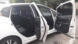 Honda Fit EX 1.5 automático 2016 com GNV novo.