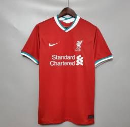 Camisas liverpool-ing novas