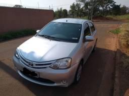 Toyota Etios XLS 1.5 (CARRO CONSORCIADO)