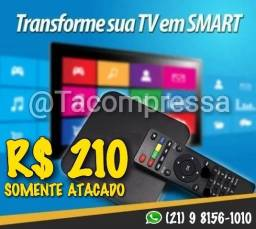 SÓ ATÉ TERÇA (08/09/2020) MX9 4K 5G /4GB / 64GB ( Centro - RJ ) #Tacompressa