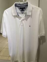 Camisa Tommy Hilfiger branca NOVA