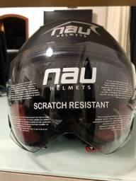 Capacete Nau N500 (Importado) - TAM. 61/62