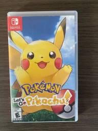 Pokémon let?s go pikachu - Nintendo switch