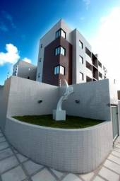 Apartamento à venda com 3 dormitórios em Bancários, João pessoa cod:007955