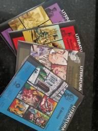 Livros Literatura Brasileira em Quadrinhos